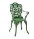 fauteuil by Seletti vert