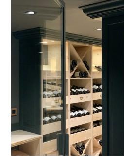 Cave à vin sur mesure - Agencement module