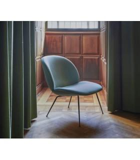 Beetle Lounge chair Gubi - conic base